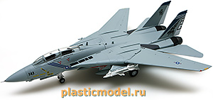 Easy Model 37185, 1:72, Grumman F-14B Tomcat (Грумман F-14B «Томкэт» американский двухместный истребитель-перехватчик)