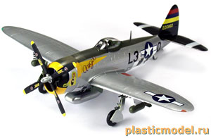 Easy Model 37287, 1:72, Republic P-47D Thunderbolt (Рипаблик P-47D «Тандерболт»)