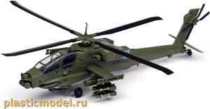 "Easy Model 37029 1:72, AH-64A ""Apache"" (AH-64A «Апач»)"