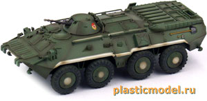 Easy Model 35017 1:72, Russian BTR-80 Armored Personnel Carrier (БТР-80 Советский бронетранспортер)