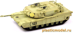 "Easy Model 35030, 1:72, M1A1 ""Abrams"", Kuwait 1991 (М1А1 «Абрамс», Кювейт 1991)"