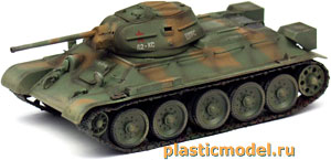 Easy Model 36266, 1:72, T-34/76 model 1942 Russian army (Советский танк Т-34/76 образца 1942 г.)