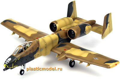 Easy Model 37113, 1:72, Fairchild Republic A-10 Thunderbolt II (Фэйрчайлд Рипаблик A-10 «Тандерболт» / «Удар Молнии» II)
