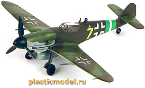 Easy Model 37203, 1:72, Messerschmitt BF-109G-10 (Мессершмитт BF-109G-10)