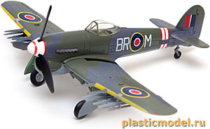 Easy Model 36313, 1:72, Typhoon Mk.IB (Тайфун Mk.IB)