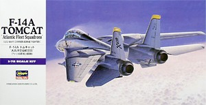 00544, 1:72, F-14A Tomcat (Atlantic Fleet Squadrons)(U.S. NAVY Carrier-borne Fighter)