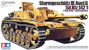 35197, 1:35, Sturmgeschutz III Ausf. G (Sd.Kfz.142/1) Early version