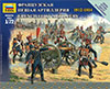 French foot artillery 1812-1814 (Французская пешая артиллерия), подробнее...