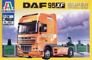 3807, 1:24, DAF 95 XF Super Space Car