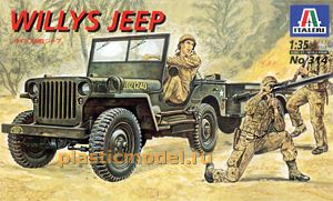 314, 1:35, Willys Jeep