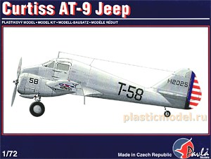 72013, 1:72, Curtiss AT-9 Jeep