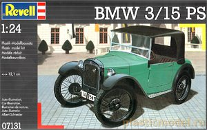 Revell 07131, 1:24, BMW 3/15 PS