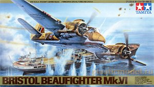 Tamiya 61053, 1:48, Bristol Beaufighter Mk.VI