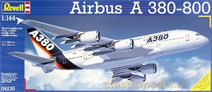 Revell 04230, 1:144, Airbus A380