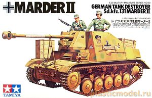 Tamiya 35060, 1:35, Marder II German tank destroyer Sd.Kfz.131