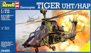 Revell 04485, 1:72, Eurocopter Tiger UHT/HAP