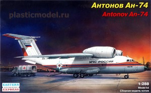 Eastern Express 28806, 1:288, Antonov An-74 (Антонов Ан-74)