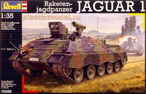 Revell 03088, 1:35, Tank Destroyer Jaguar 1 early/late