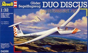 "Revell 04266, 1:32, Glider ""Duo Discus"""