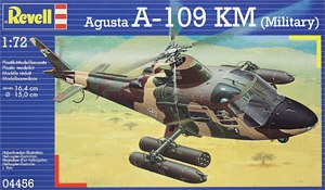 Revell 04456, 1:72, Agusta A-109 KM (Military)