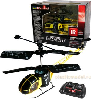 24000, Micro-Helicopter Lama RTF IR-Control
