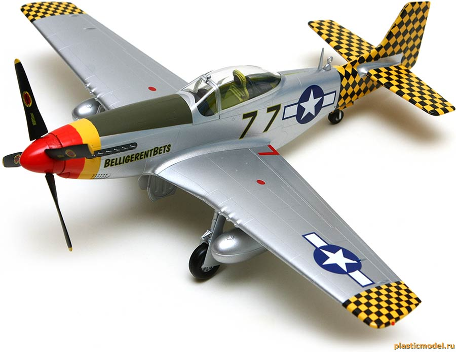 Easy Model 39303 North American P-51K Mustang, Lt.Col Older (Норт Америкэн P-51K «Мустанг», подполковник Олдер)