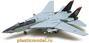 Easy Model 37191 1:72, Grumman F-14D Super Tomcat (Грумман F-14D «Супер Томкэт» американский двухместный истребитель-перехватчик)