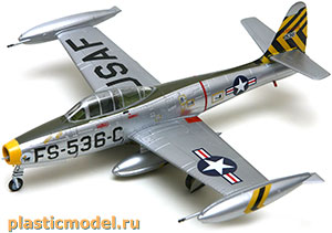 Easy Model 37106 1:72, Republic F-84E-25 Thunderjet (Рипаблик F-84E-25 «Тандерджет»)