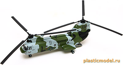 Easy Model 37003 1:72, American CH-46 Seaknight (Боинг-Вертол CH-46 «Си Найт»)