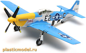 "Easy Model 36301 1:72, P-51D ""Mustang"" IV (P-51D «Мустанг» IV)"