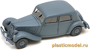 Tamiya 26529 1:48, Citroën Traction 11CV Staff Car (Ситроен «Трэкшн» 11CV штабной автомобиль)