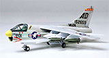 thumbnail for Tamiya 61607 L.T.V. A-7A Corsair II (Линг-Темко-Воут A-7А «Корсар» II)