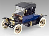 "thumbnail for ICM 24001 ""Model T"" 1913 Roadster american passenger car («Модель Т» Родстер 1913 г. американский пассажирский автомобиль)"
