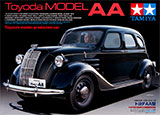 thumbnail for Tamiya 24339 Toyoda Model AA (Тойода модель АА)
