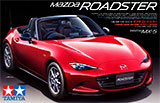 thumbnail for Tamiya 24342 Mazda MX-5 Roadster (Мазда MX-5 родстер)