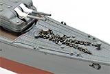 "thumbnail for Tamiya 78032 Japanese Navy Destroyer ""Kagero"" («Кагэро» японский эсминец)"
