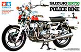 thumbnail for Tamiya 14020 Suzuki GSX750 Police Bike (Сузуки GSX750 полицейский мотоцикл)