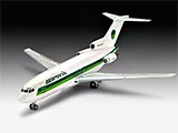 thumbnail for Revell 03946 Boeing 727-100 Germania (Боинг 727-100 пассажирский самолёт немецкой частной авиакомпании «Германиа»)