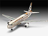 thumbnail for Revell 03968 Airbus A320 Etihad Airways (Аэробус А320 национальной авиакомпании Объединённых Арабских Эмиратов «Этихад эйрвейз»)