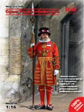 "thumbnail for ICM 16006 Yeoman Warder ""Beefeater"" (Страж Тауэра («Бифитер»)"