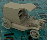 "thumbnail for ICM 24008 ""Model T"" Light Delivery Car 1912 («Модель Т» Развозной фургон 1912 г.)"