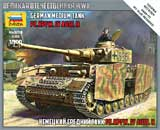 thumbnail for Звезда 6240 Pz.Kpfw.IV ausf.H German medium tank (Т-4 модификация H Немецкий средний танк)