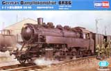 thumbnail for HobbyBoss 82914 German Dampflokomotive BR86 (Серия 86 германский танк-паровоз)