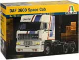 thumbnail for Italeri 777 DAF 3600 Space Cab  (ДАФ 3600 «Спейс Кэб» седельный тягач)