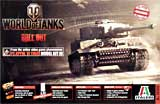 thumbnail for Italeri 36502 Pz.Kpfw.VI Tiger World of Tanks (Т-VI «Тигр» «Мир Танков»)