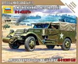 "thumbnail for Звезда 6245 M-3 ""Scout"" armored personnel carrier (М-3 «СКАУТ» Американский бронетранспортёр)"