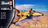 thumbnail for Revell 03890 Kfir C-2 IAI («Кфир C.2» израильских ВВС)