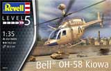 thumbnail for Revell 03871 Bell OH-58 Kiowa (Белл OH-58 «Кайова»)