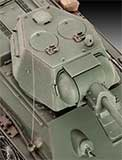 thumbnail for Revell 03244 T-34/76 model 1943 (Т-34/76 образца 1943 года советский танк)
