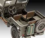 thumbnail for Revell 03260 M34 Tactical Truck + Off-Road Vehicle (Американские M34 грузовик и внедорожник «Виллис»)